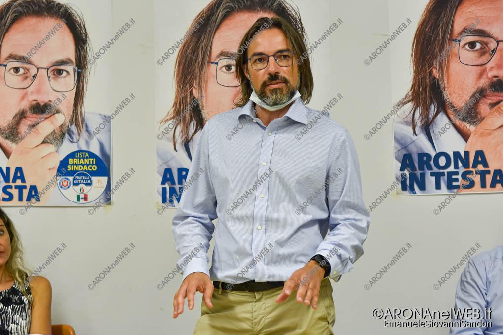 EGS2020_11090 | Luca Brianti, candidato sindaco