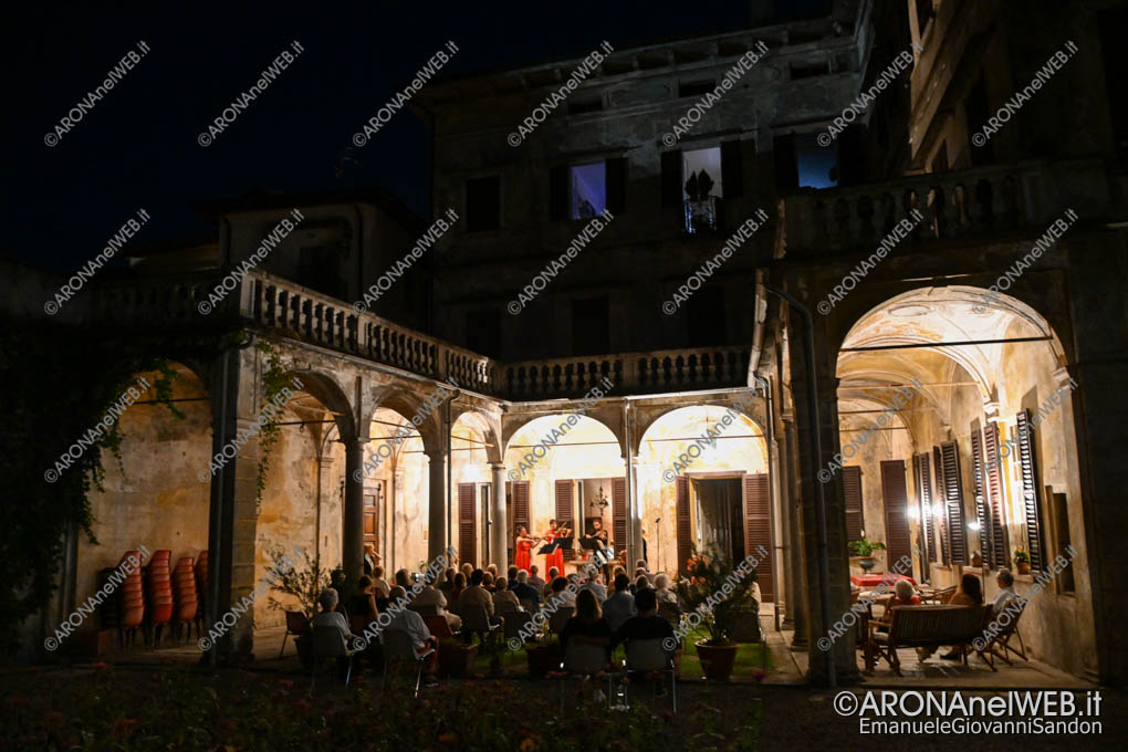 EGS2020_11128 | LagoMaggioreMusica 2020 – Quartetto Indaco - Villa Usellini Arona