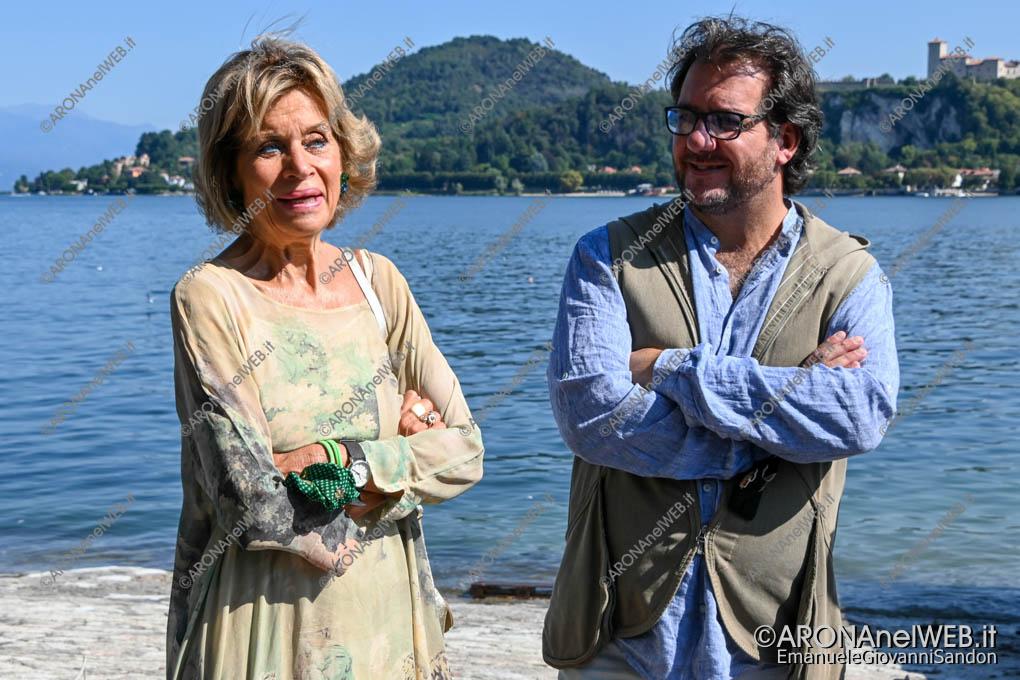 EGS2020_11684 | Gli attori Anna Teresa Rossini e Toni Fornari