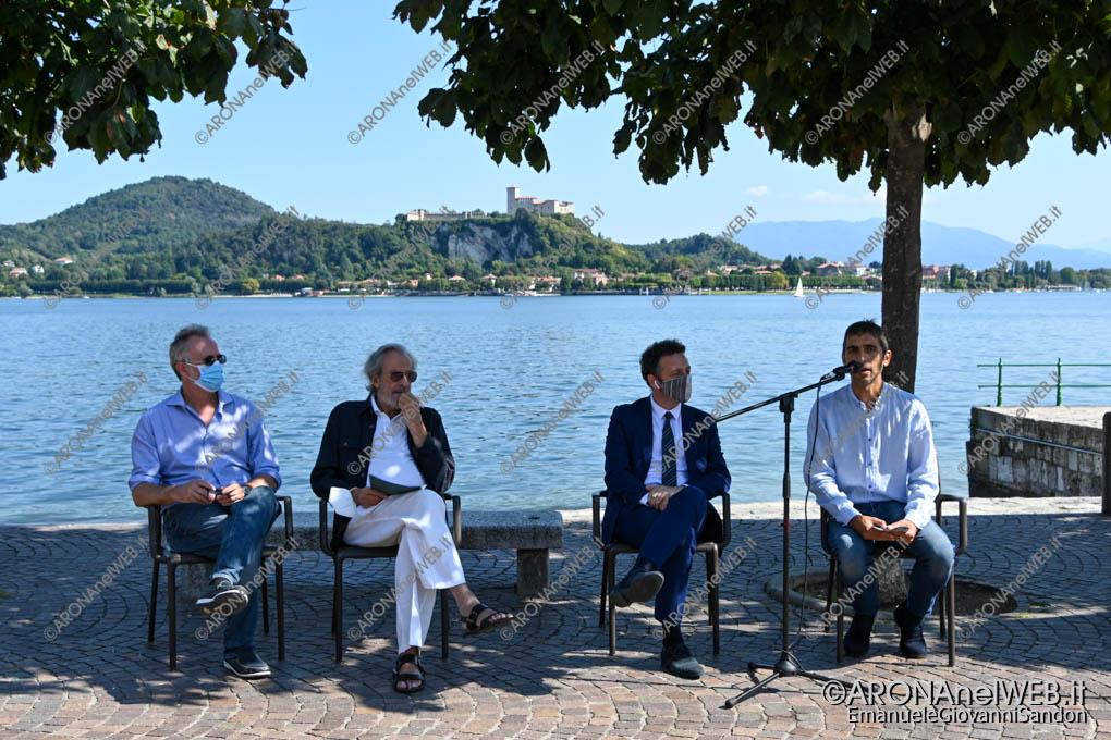 EGS2020_11718 | Conferenza stampa di presentazione della decima edizione del Festival Teatro sull'Acqua 2020