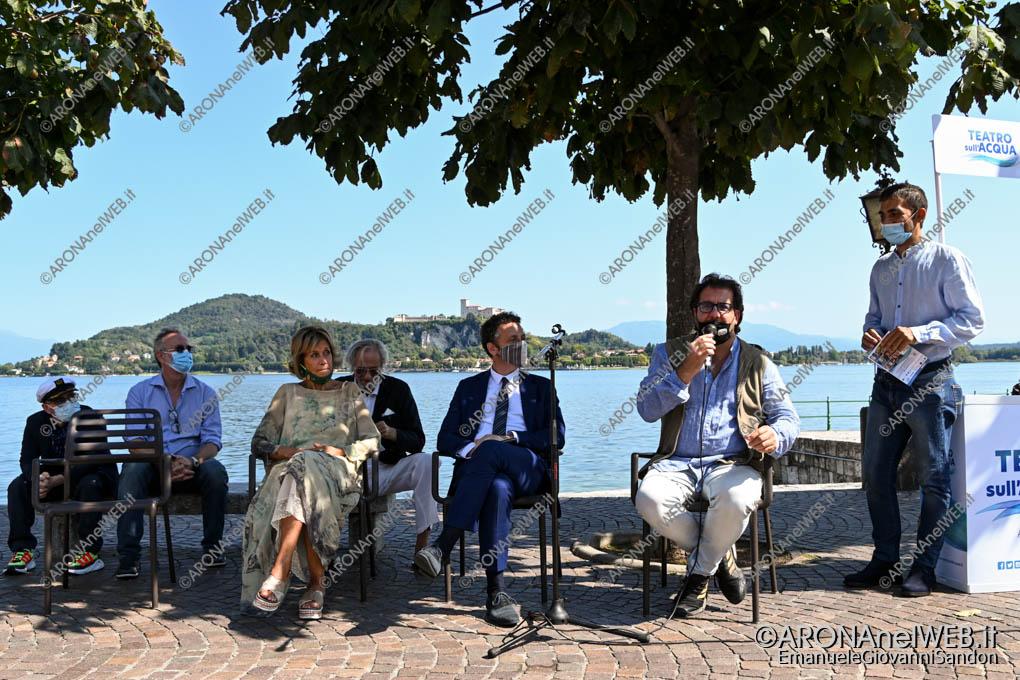 EGS2020_11764 | Conferenza stampa di presentazione della decima edizione del Festival Teatro sull'Acqua 2020