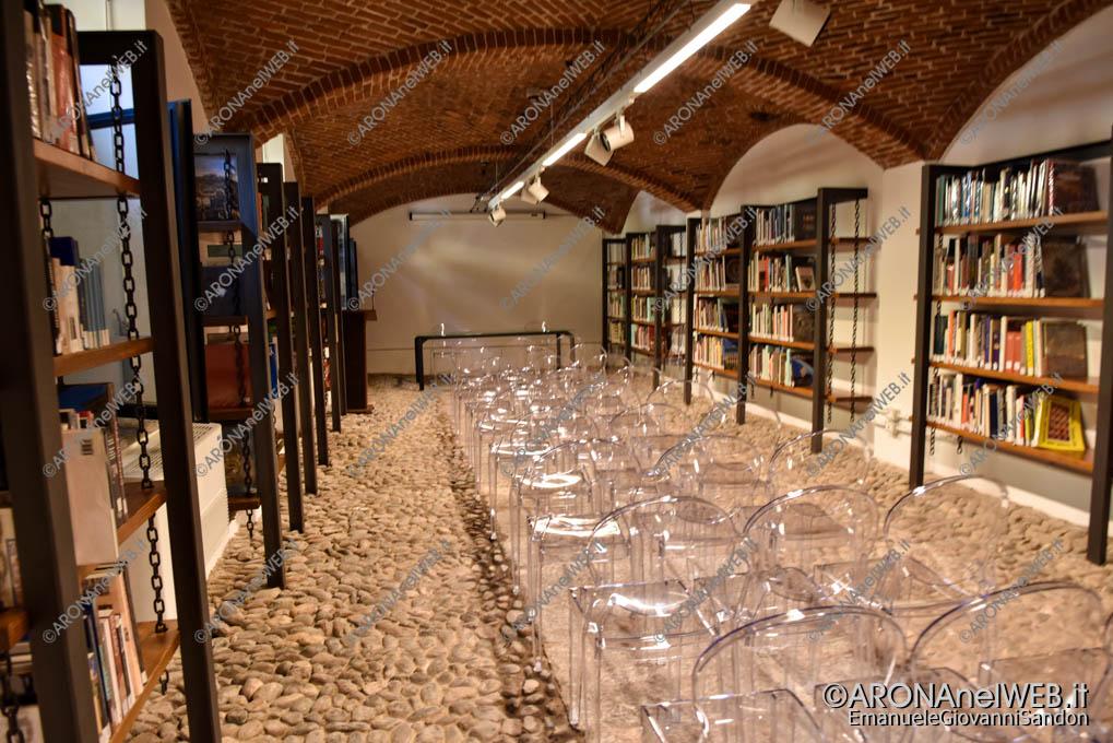 """EGS2020_13189   Il cantinone - Biblioteca Civica di Arona """"Sen. Avv. Carlo Torelli"""""""