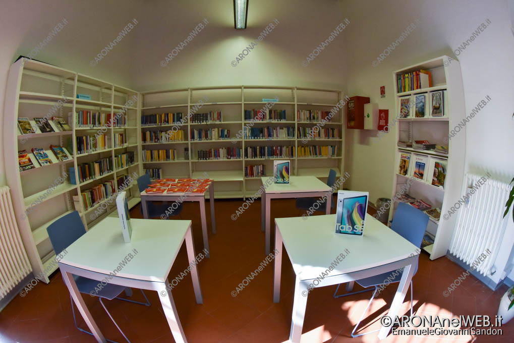 "EGS2020_13289   Sala lettura quotidiani - Biblioteca Civica di Arona ""Sen. Avv. Carlo Torelli"""