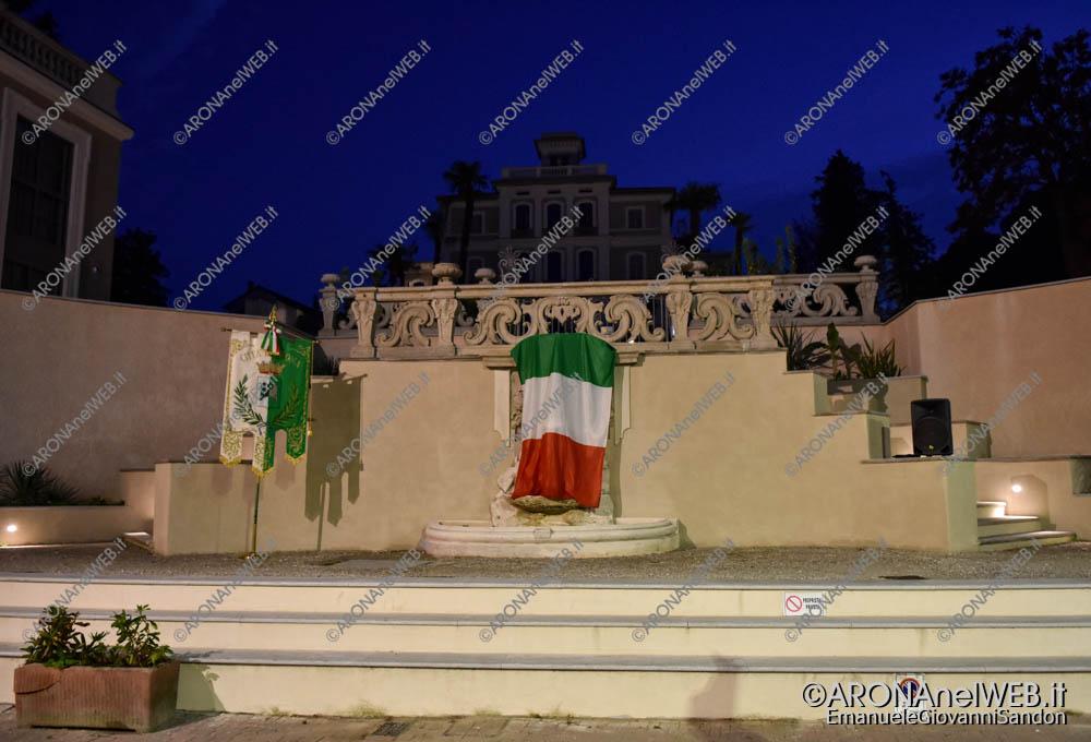 EGS2020_14634 | Inaugurazione fontana di Villa Cantoni