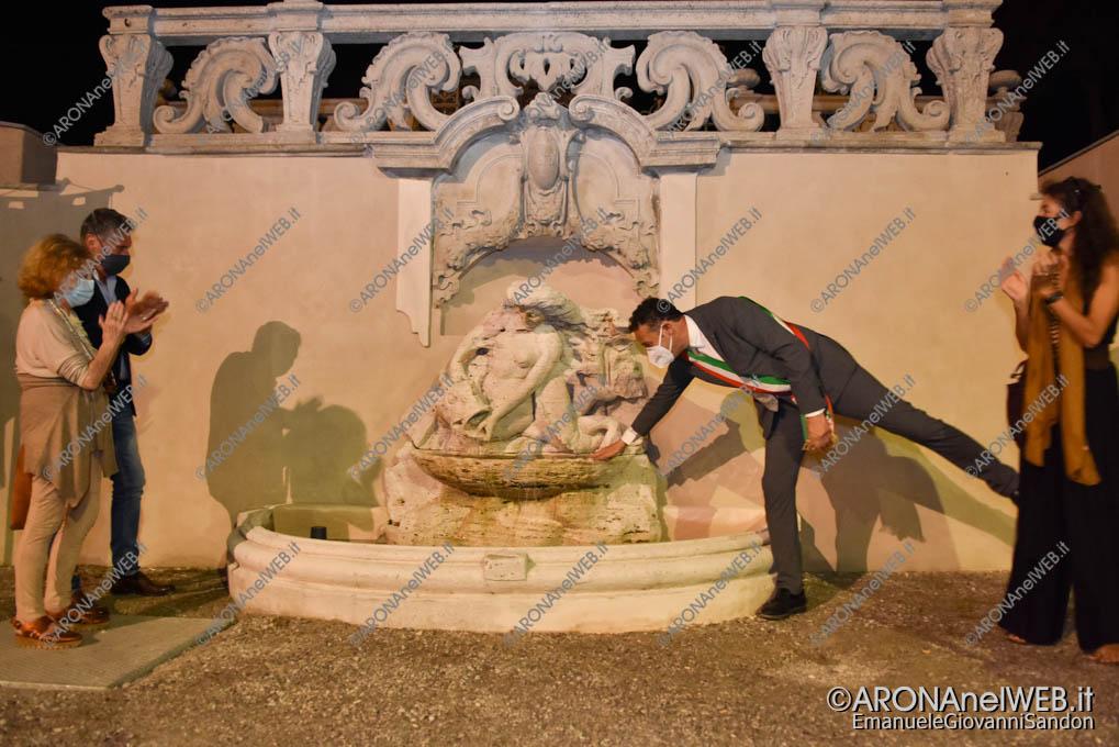 EGS2020_14734 | Inaugurazione fontana di Villa Cantoni
