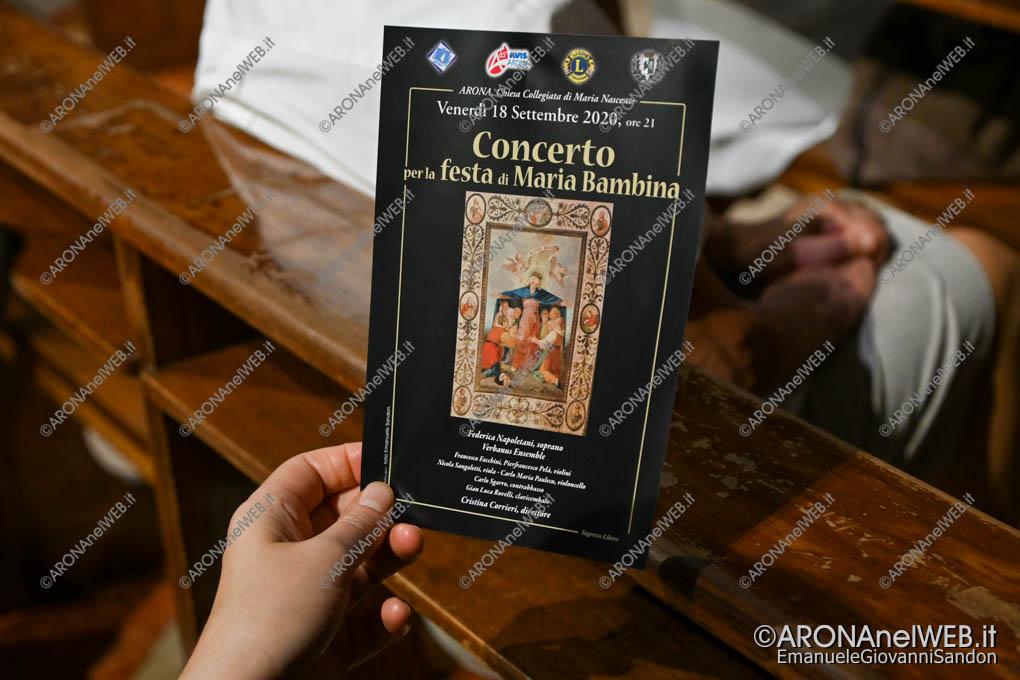 EGS2020_14770 | Concerto per la Festa di Maria Bambina
