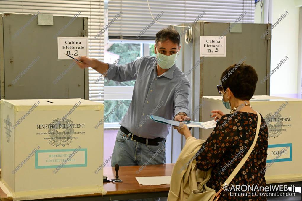 EGS2020_15160 | Referendum costituzionale ed elezioni comunali del 20 e 21 settembre 2020