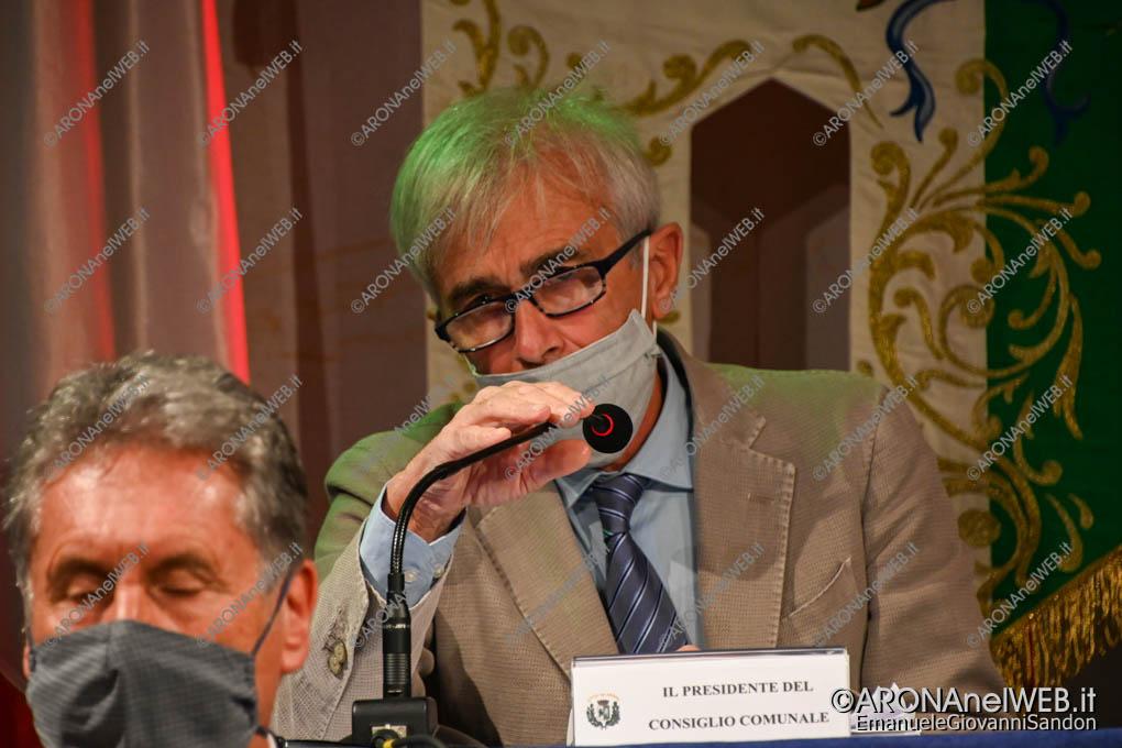 EGS2020_16815 | Ferruccio Cairo, nominato presidente del consiglio comunale di Arona