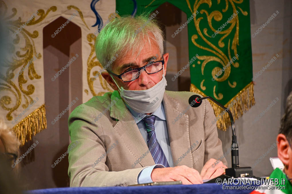 EGS2020_16822 | Ferruccio Cairo, nominato presidente del consiglio comunale di Arona