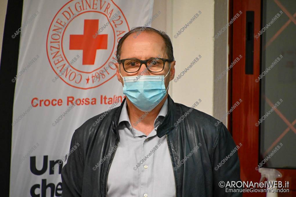 EGS2020_16939 | Michele Giovannetti, presidente Cri Arona