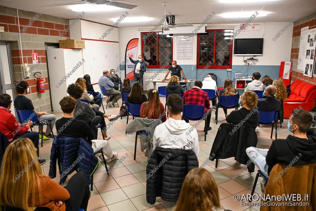 EGS2020_16966 | Presentazione Corso Volontari Cri Arona