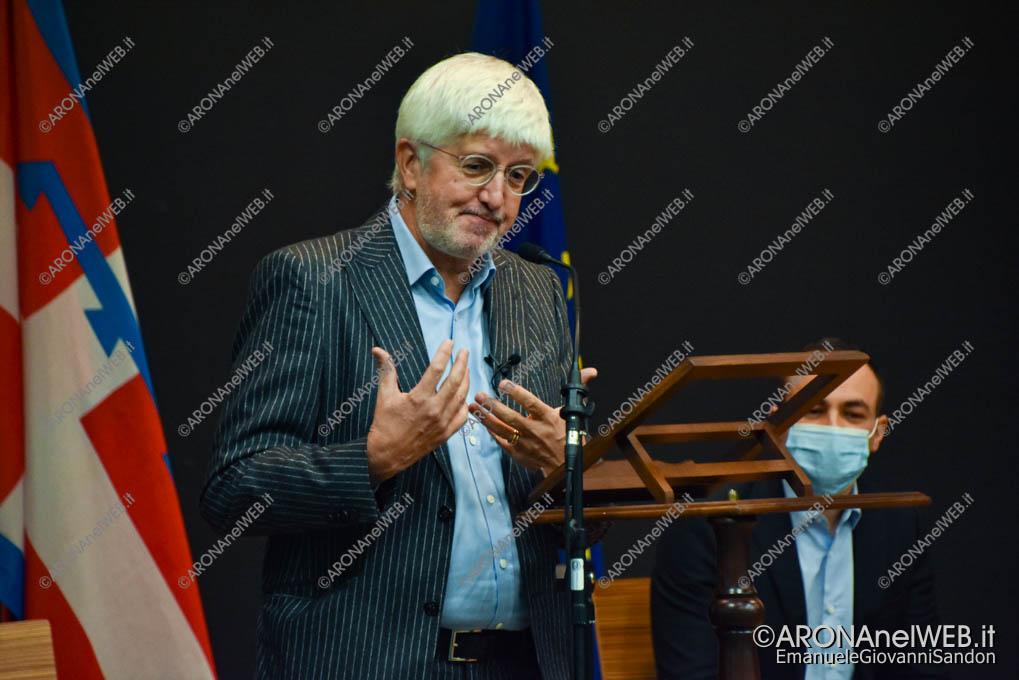 EGS2020_17511 | Beppe Severgnini, premio alla carriera Gian Vincenzo Omodei Zorini 2020