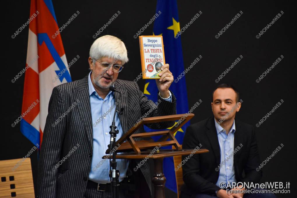 EGS2020_17573 | Beppe Severgnini, premio alla carriera Gian Vincenzo Omodei Zorini 2020