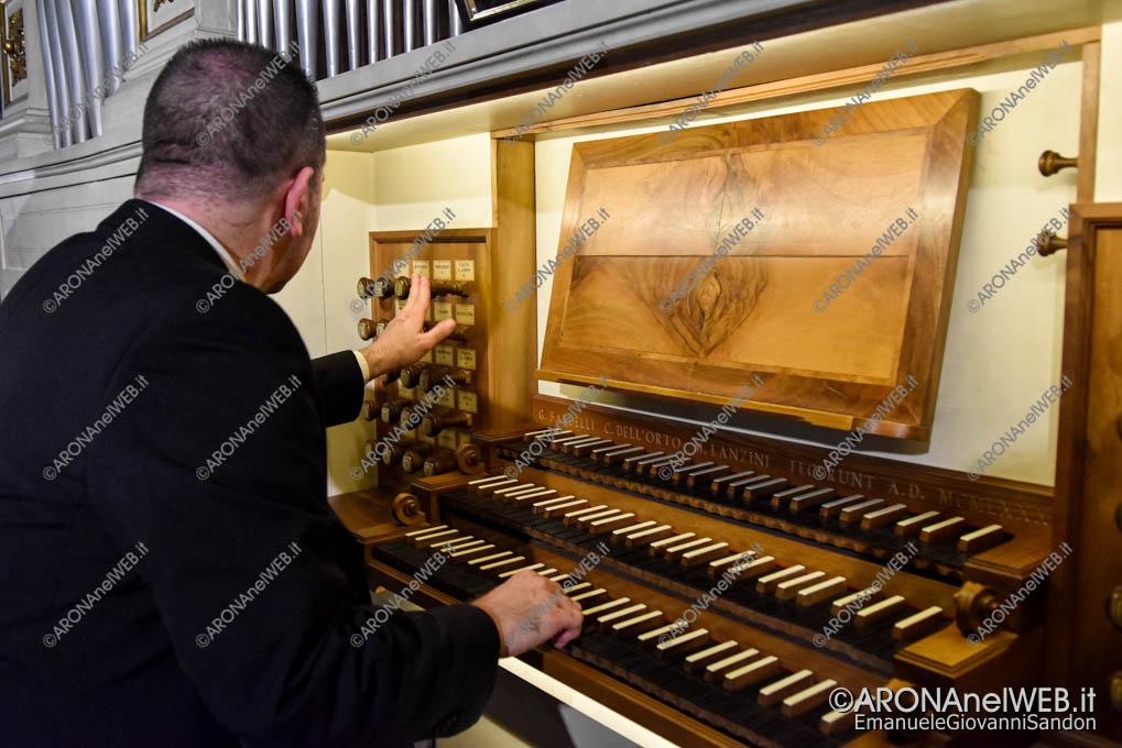 EGS2020_17619 | Gianluca Cagnani sull'organo Bardelli, dell'Orto e Lanzini di Arona