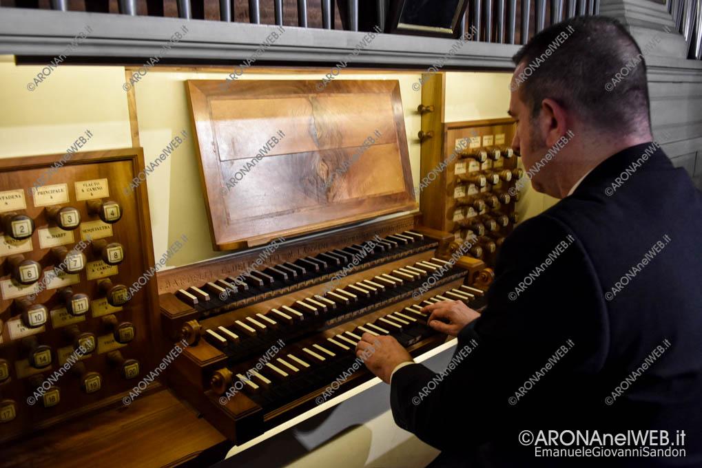 EGS2020_17633 | Gianluca Cagnani sull'organo Bardelli, dell'Orto e Lanzini di Arona