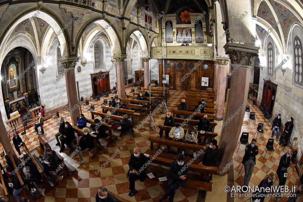 EGS2020_17674 | Concerto mariano con Gianluca Cagnani sull'organo Bardelli, dell'Orto e Lanzini di Arona