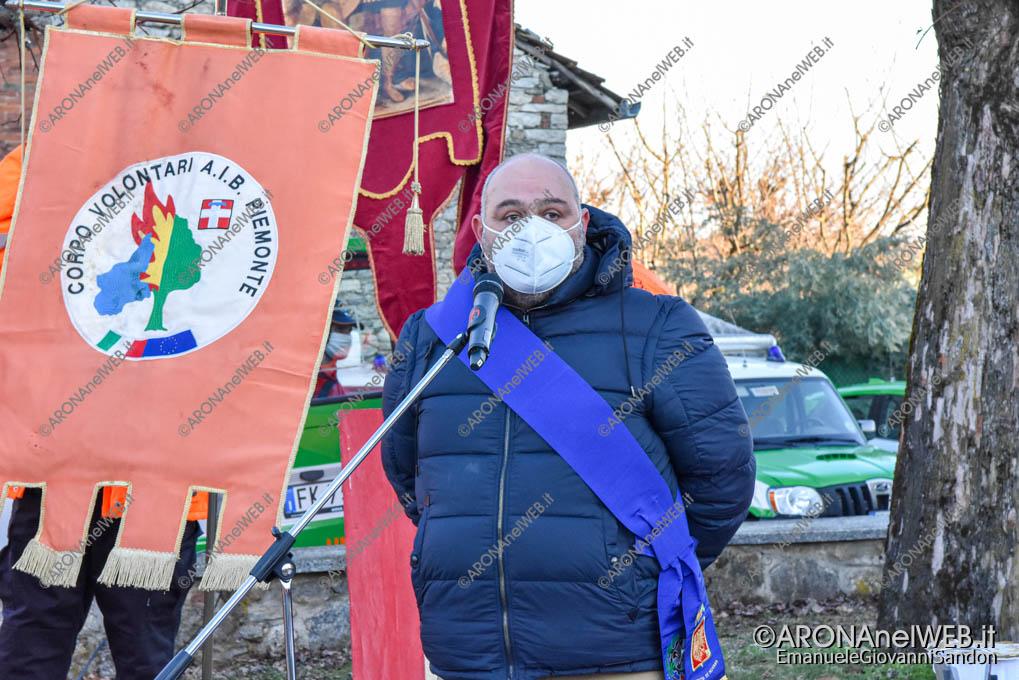 EGS2021_00059 | Andrea Bricco consigliere delegato alla Protezione Civile della Provincia di Novara