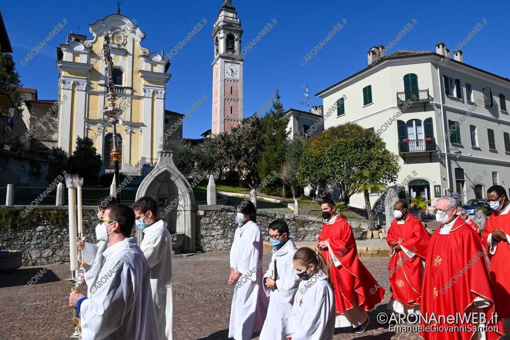 EGS2021_00824 | Messa solenne in piazza San Graziano in ricorrenza della solennità dei Santi Martiri