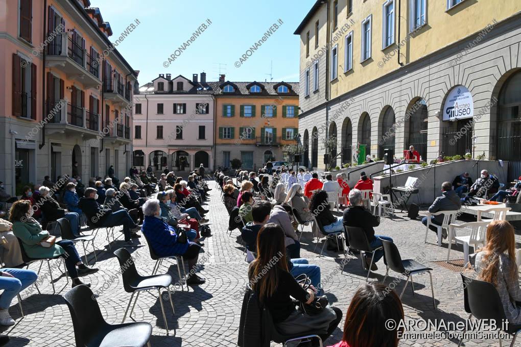 EGS2021_00873 | Messa solenne in piazza San Graziano in ricorrenza della solennità dei Santi Martiri