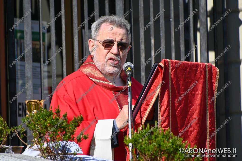 EGS2021_00885 | Mons. Fausto Cossalter, vicario generale della diocesi di Novara