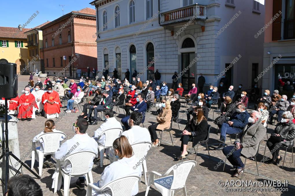 EGS2021_00921 | Messa solenne in piazza San Graziano in ricorrenza della solennità dei Santi Martiri