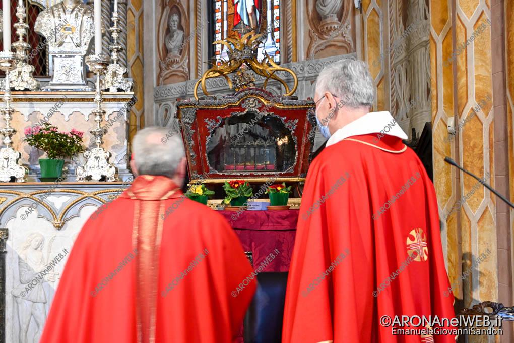 EGS2021_00946 | Chiesa di San Graziano con le reliquie dei Santi Martiri