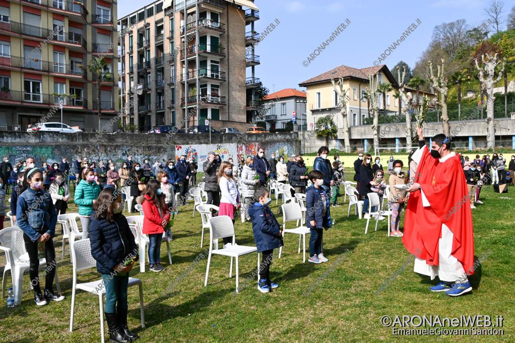 EGS2021_01155   28 marzo 2021 - Benedizione degli ulivi