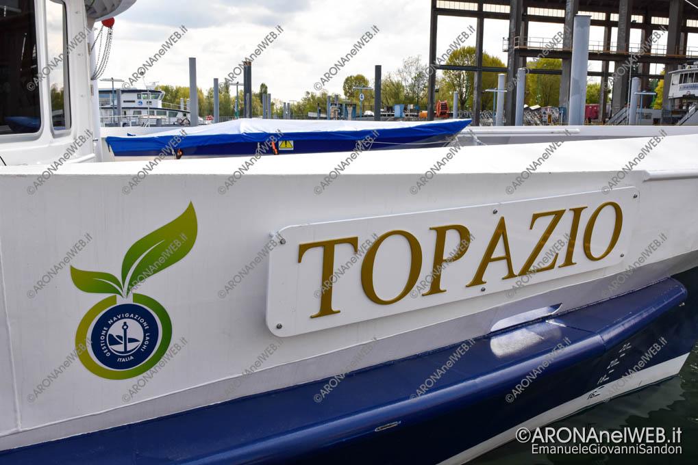 EGS2021_01371 | Topazio e il nuovo logo hybrid Navigazione Laghi