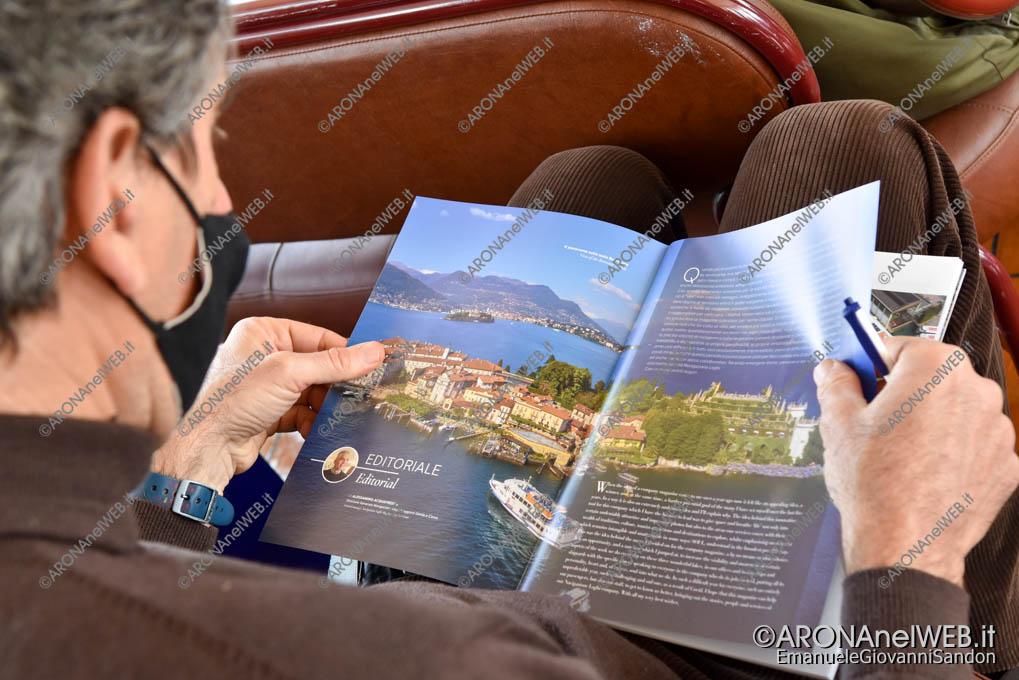 EGS2021_01434 | Soul of the Lakes,magazine informativo della Navigazione Laghi