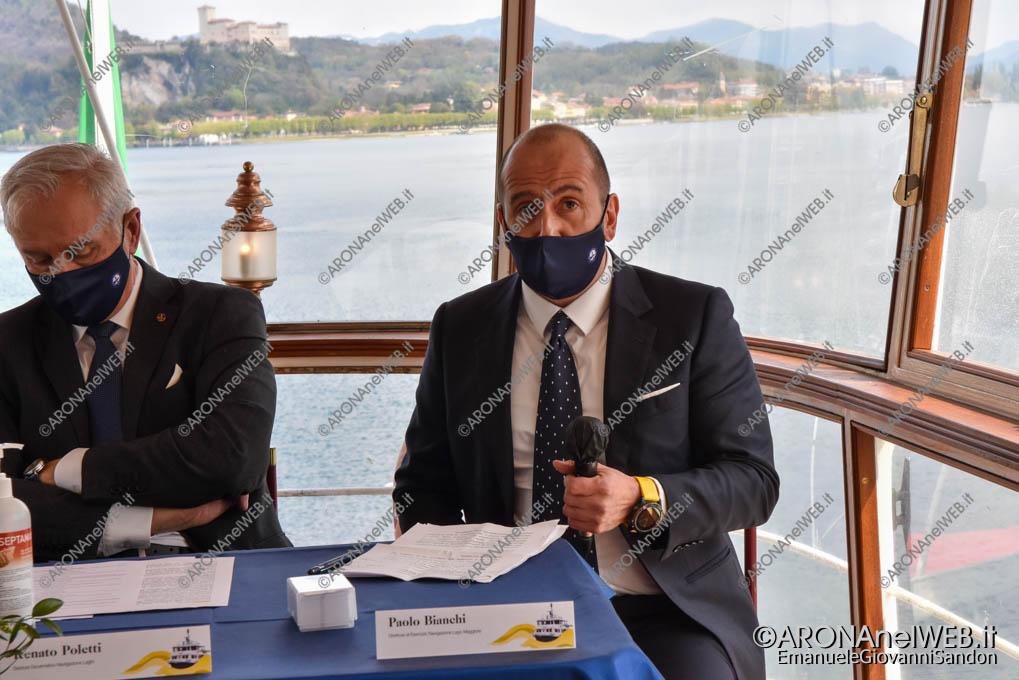 EGS2021_01439 | Paolo Bianchi, Direttore di Esercizio del Lago Maggiore