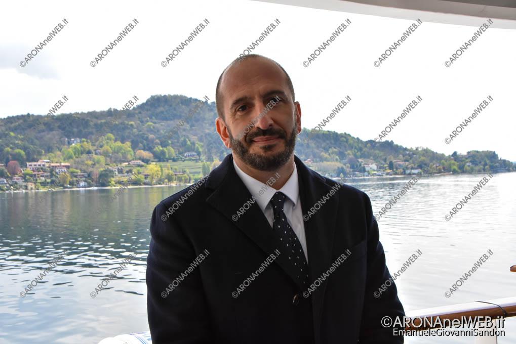 EGS2021_01622 | Paolo Bianchi, Direttore di Esercizio del Lago Maggiore
