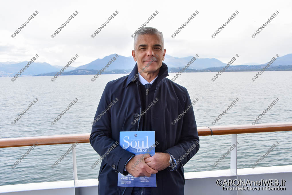 EGS2021_01638 | Alessandro Acquafredda, Direttore Generale di Navigazione Laghi