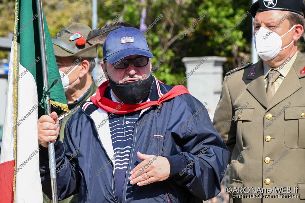 EGS2021_01847 | Nino Caputi, presidente Anpi Arona