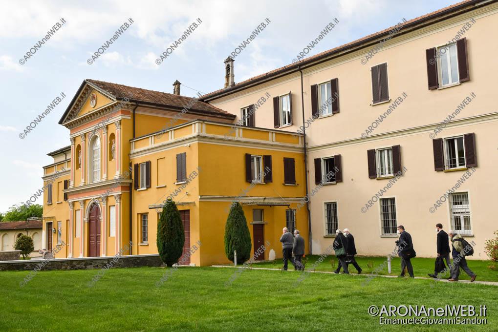 """EGS2021_01983   Seminario Vescovile """"San Gaudenzio"""" Gozzano, ex Istituto Gentile"""
