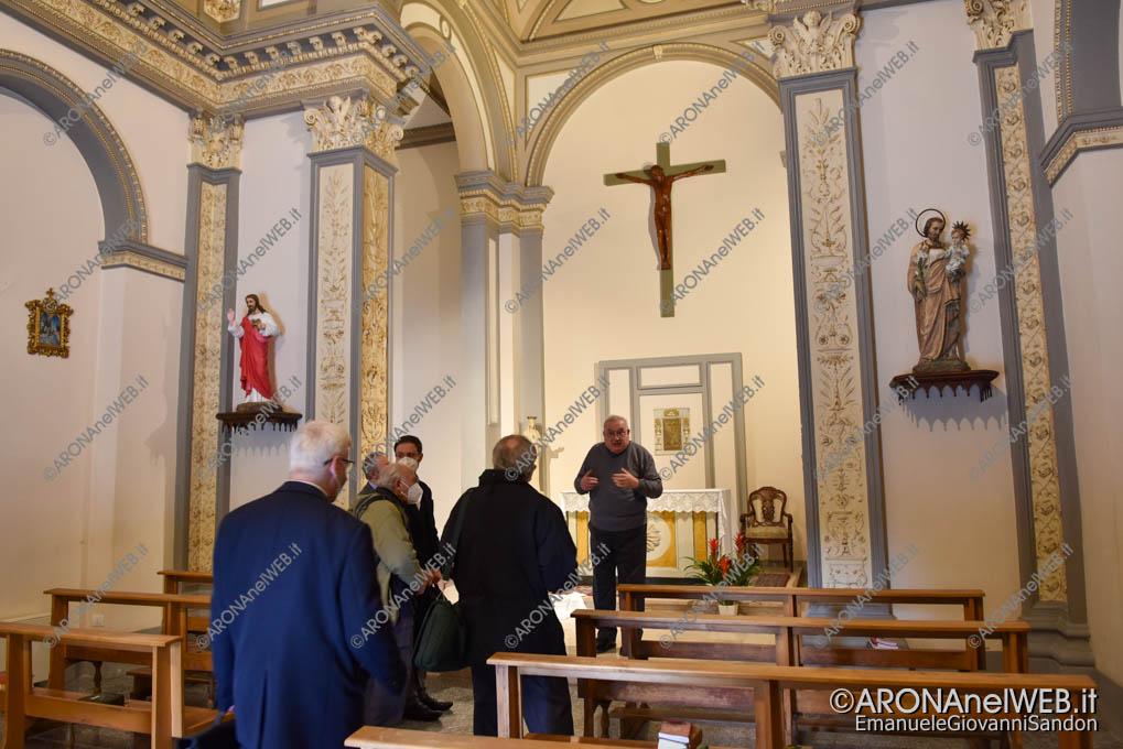 "EGS2021_02001   Cappella - Seminario Vescovile ""San Gaudenzio"" Gozzano"