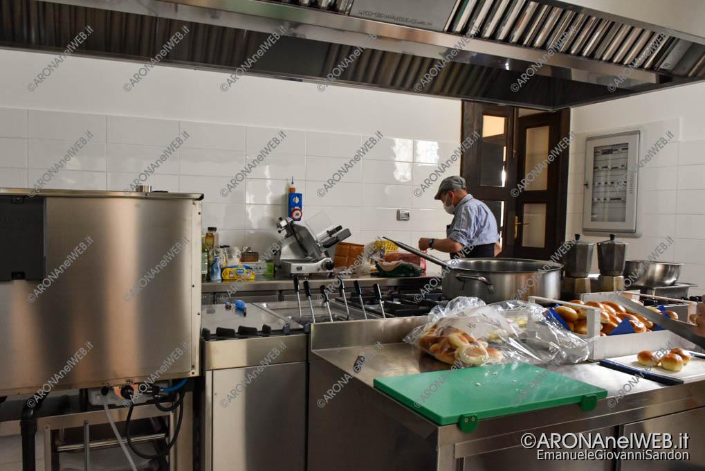 """EGS2021_02035   Cucina - Seminario Vescovile """"San Gaudenzio"""" Gozzano"""