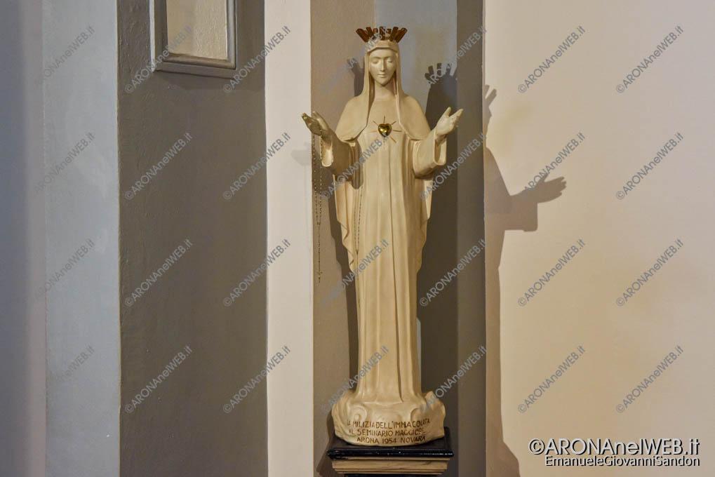 """EGS2021_02072   Madonna del Cuore d'Oro - Seminario Vescovile """"San Gaudenzio"""" Gozzano"""