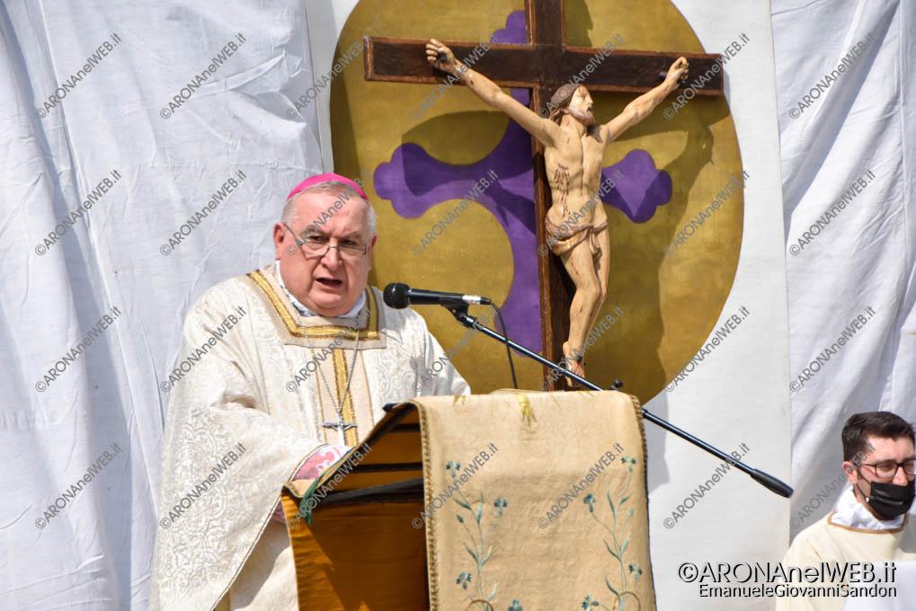 EGS2021_02236   Mons. Franco Giulio Brambilla, vescovo di Novara