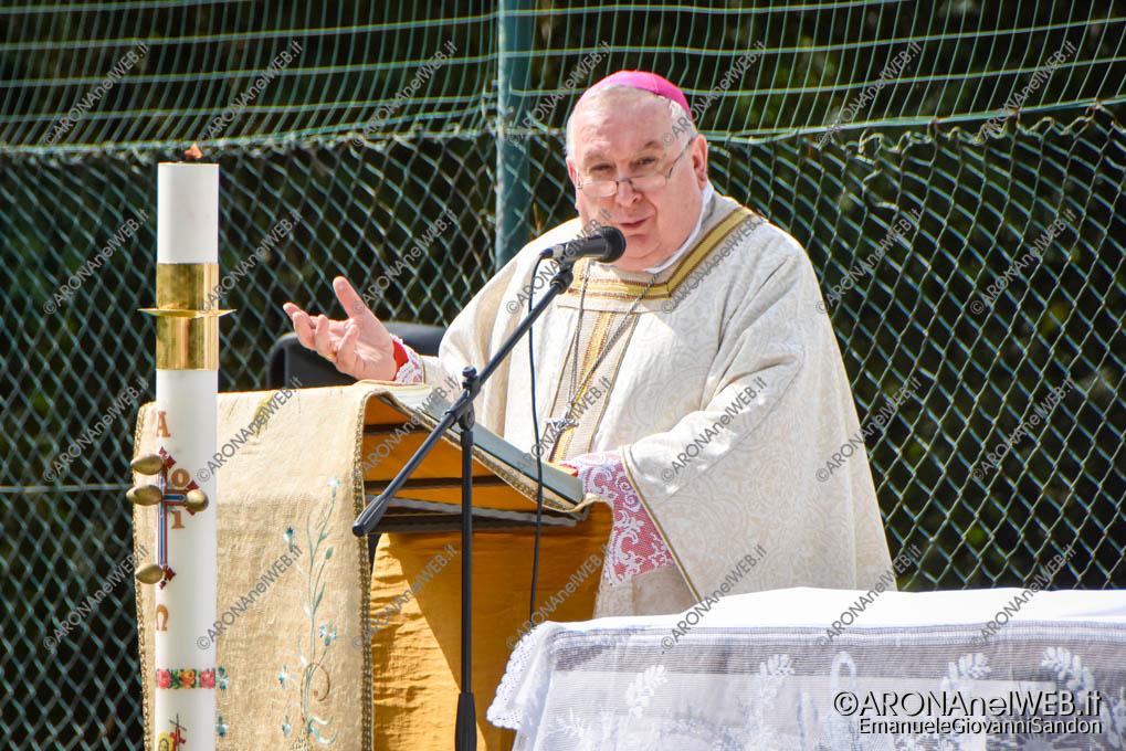 EGS2021_02272   Mons. Franco Giulio Brambilla, vescovo di Novara