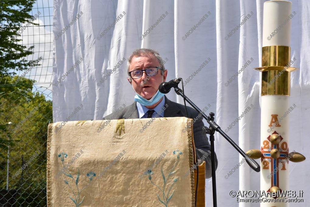 EGS2021_02347   Roberto Cutaia curatore del libro «Il cuore parla al cuore» Trenta voci per il cardinale Renato Corti