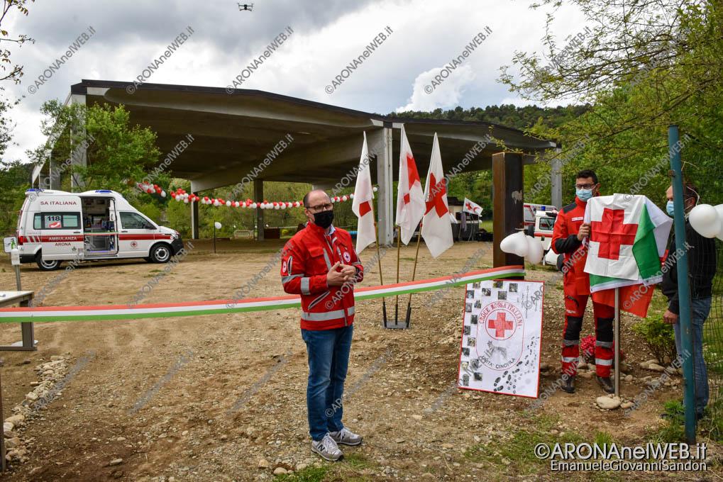 EGS2021_02719 | Inaugurazione nuovo campo addestramento cinofili Cri Arona ad Oleggio Castello