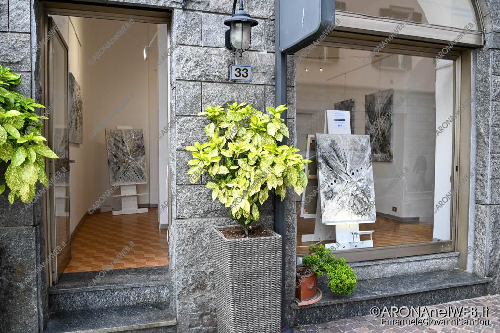 EGS2021_02945 | Mostra di Paolo Boscolo, Galleria d'arte, Piazza del Popolo 33
