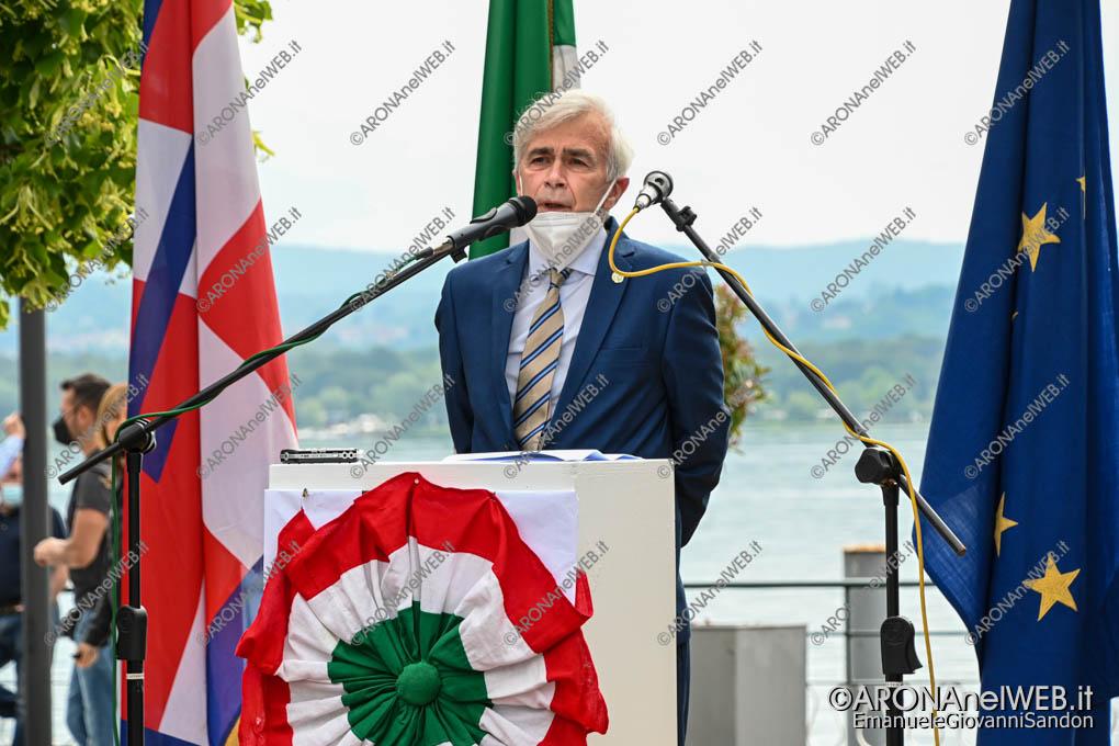 EGS2021_03300 | Ferruccio Cairo, presidente del consiglio comunale di Arona