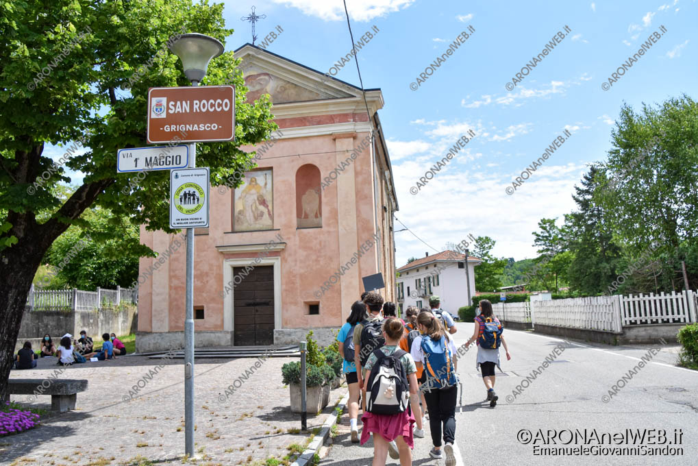 EGS2021_03563   Route dei Giovani 2021 da Grignasco a Boca - Chiesa di San Rocco