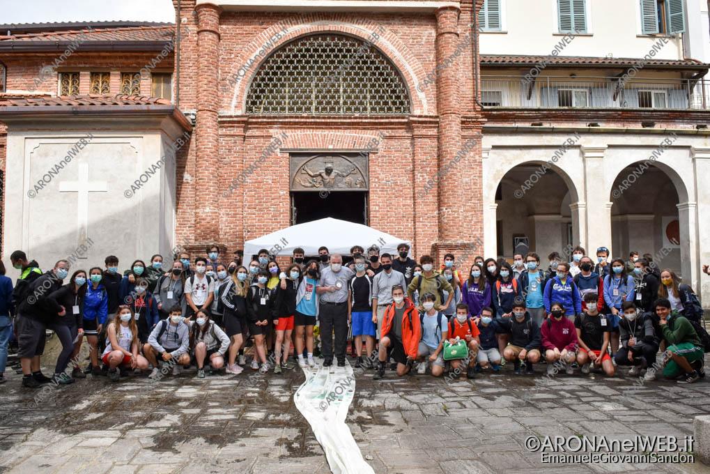 EGS2021_04003   Route diocesana dei giovani 2021 - Grignasco > Boca