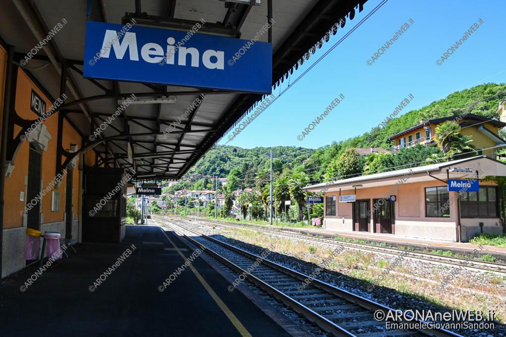 EGS2021_04209   Stazione Ferroviaria di Meina
