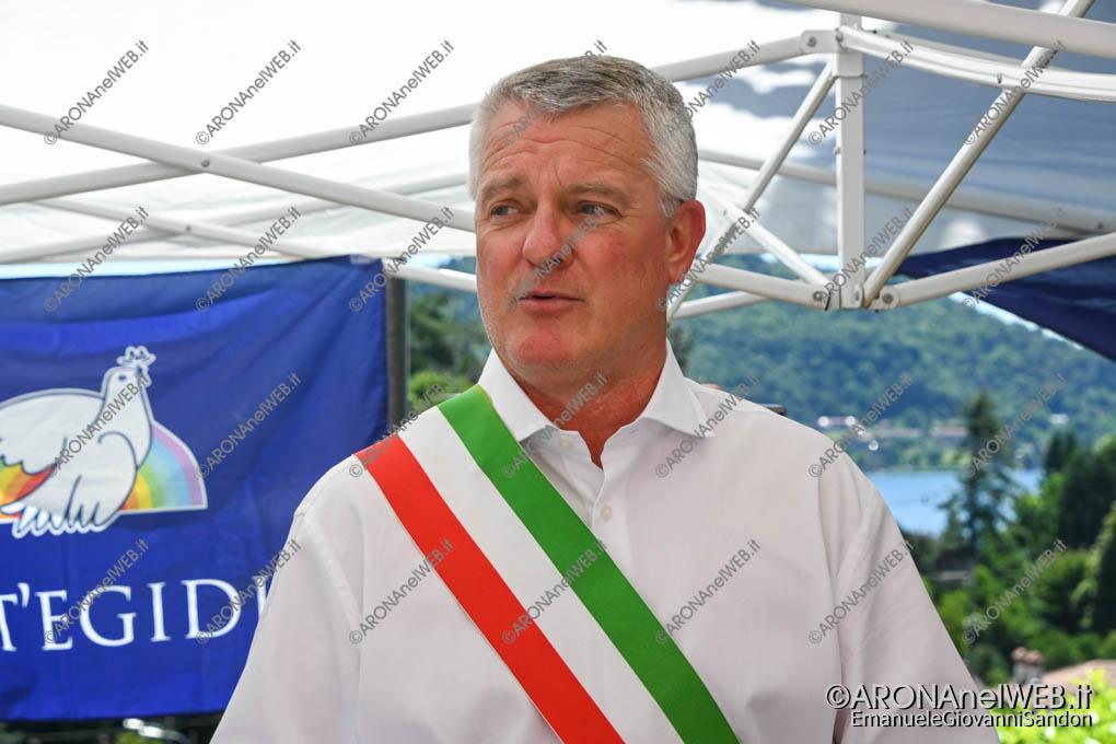 EGS2021_04222   Fabrizio Barbieri, sindaco di Meina