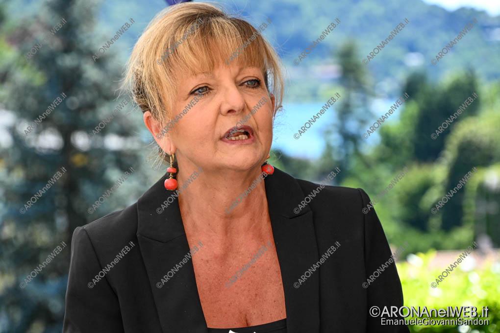 EGS2021_04241   Silvana Aldeni assessore del Comune di Meina