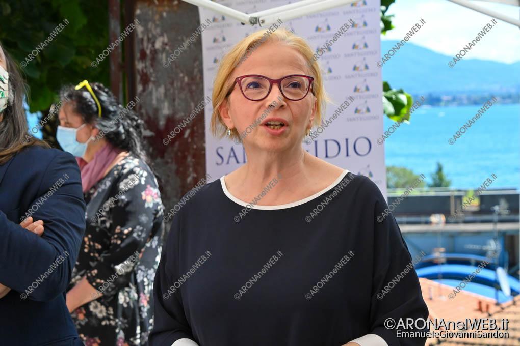EGS2021_04245   dott.ssa Daniela Sironi, Presidente di Sant'Egidio Piemonte Onlus