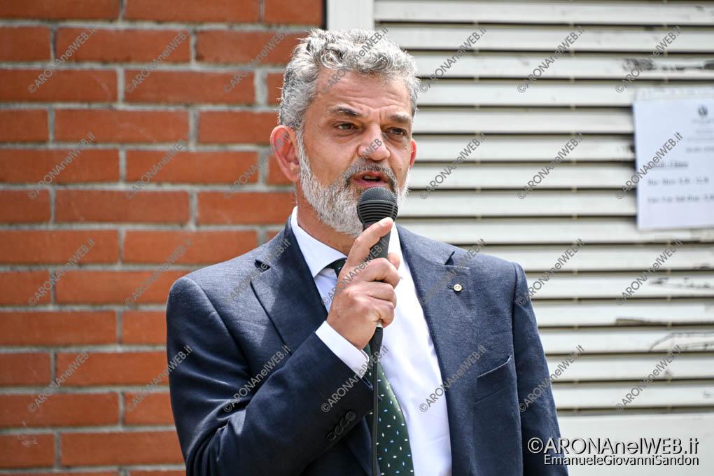 EGS2021_04371 | Arch. Alessandro Palazzo, ideatore dell'iniziativa e consulente energetico dell'Agenzia CasaClima